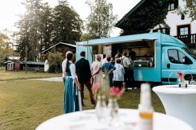 StreetQuizine I Premium Food Truck Catering DE