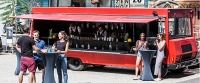 Black Forrest Cocktail Truck