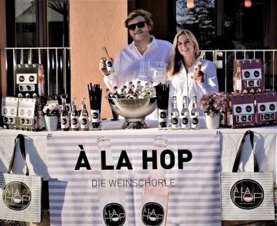 Àlahop die Weinschorle