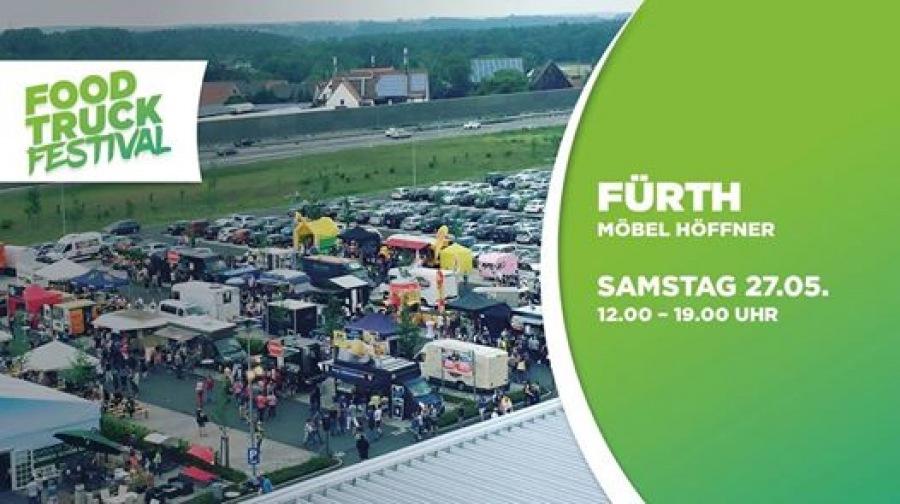 Foodtruck Festival Fürth 2017 Event