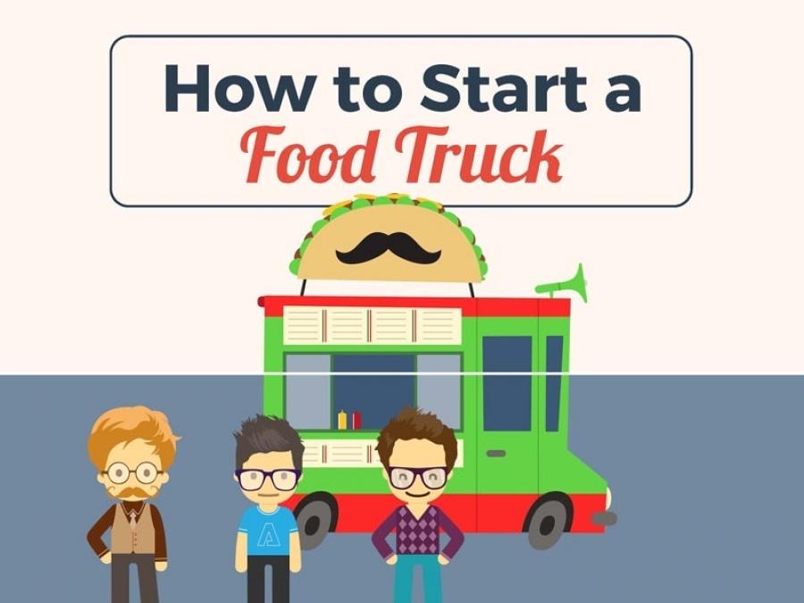Einen Food Truck starten