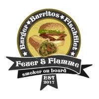 Feuer & Flamme Burger|Burritos| Fischfilet